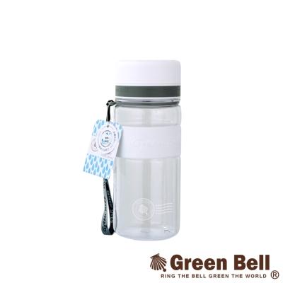 GREEN BELL綠貝直身防滑水壺600ml(白色)