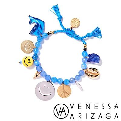 Venessa Arizaga BLUE HAWAIIAN 藍色手鍊