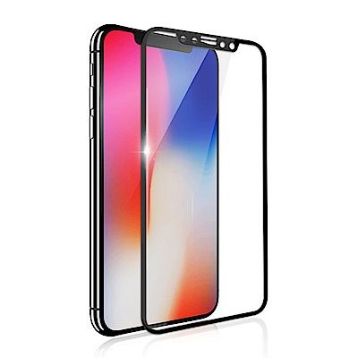 JTLEGEND iPhone X TITANGUARD 3D 0.33mm鋼化...