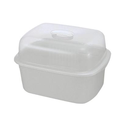日本進口抗菌碗籃附蓋(深型)