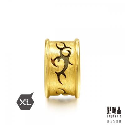 點睛品 Charme XL-Tattoo系列 勇氣 黃金串珠