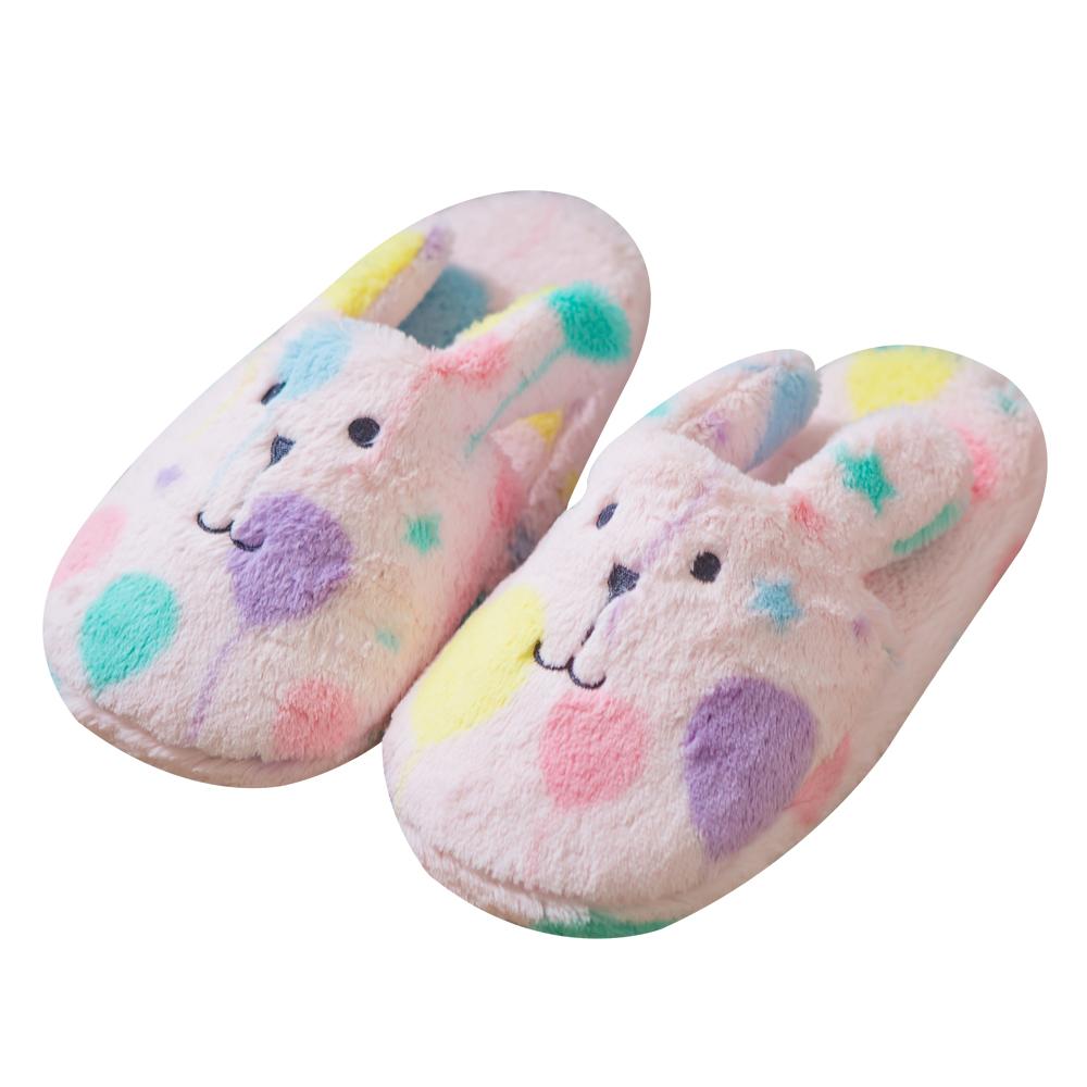 CRAFTHOLIC 宇宙人 哈妮假期兔室內拖鞋