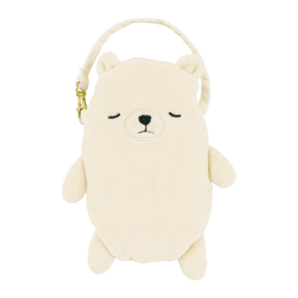 NEMU NEMU 幸運北極熊手機卡夾包