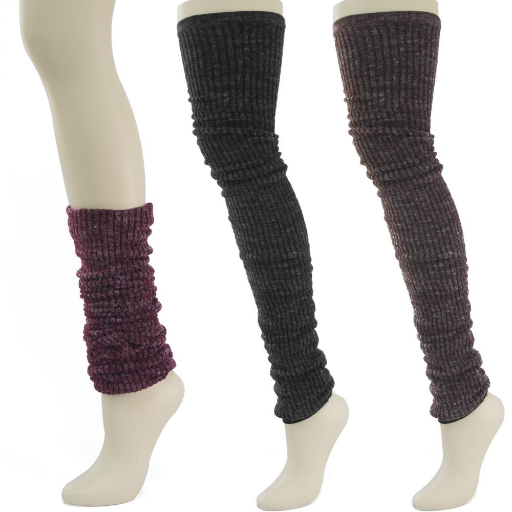安格拉毛保暖長襪套(90cm)3雙