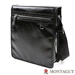 MONTAGUT夢特嬌-Monsieur法式型男款側背包