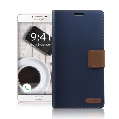 XM Samsung Galaxy C9 Pro 時尚浪漫風支架皮套