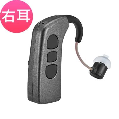 日本耳寶-元健大和助聽器(未滅菌)藍牙充電式耳掛型助聽器-適用右耳6K5D