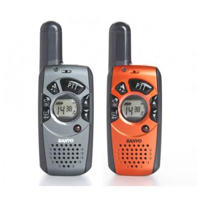 SANYO 三洋 CLT130 免執照無線對講機(全配豪華充電組)