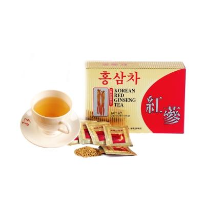 金蔘 6年根韓國高麗紅蔘茶(50包x3盒)