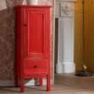 CiS自然行實木家具 收納櫃- Lamour瓶罐收納櫃(聖誕紅)