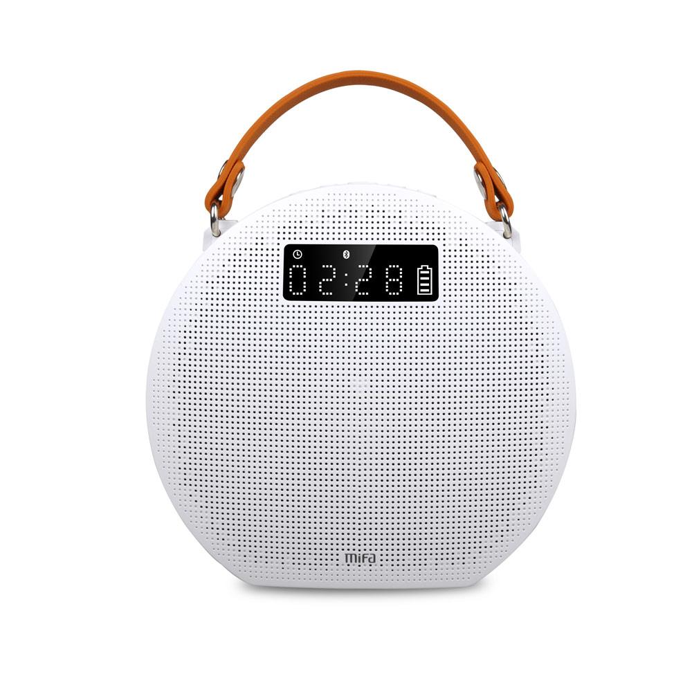 MiFa M9無線藍牙MP3喇叭-象牙白