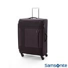 Samsonite新秀麗 28吋 Asphere可擴充布面軟殼行李箱(黑)