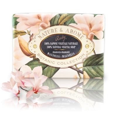 義大利Rudy米蘭古典木蘭花保濕香皂150g
