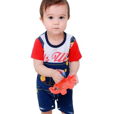 魔法Baby~時尚設計美式風格寶寶連身衣(A.B)~k28539