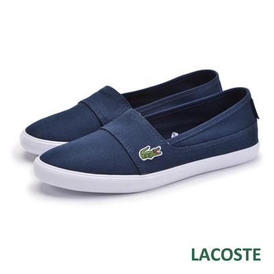 LACOSTE-marice-女用休閒鞋-懶人鞋