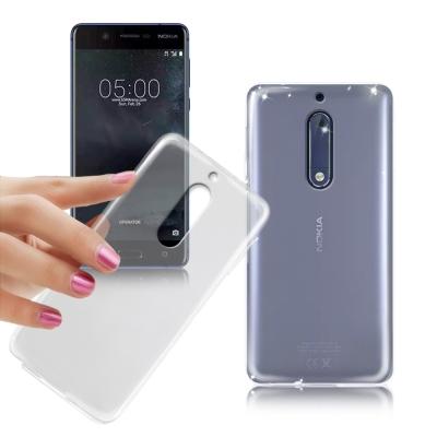 XM Nokia 5 5.2吋 薄型清柔隱形保護套