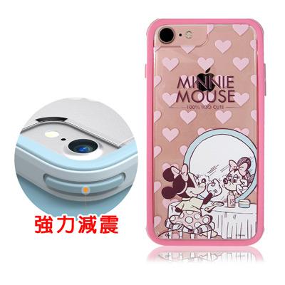 迪士尼&SOLiDE iPhone 8/iPhone 7軍規防摔手機殼(...