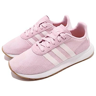 adidas 休閒鞋 FLB_Runner W 女鞋