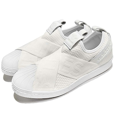adidas休閒鞋Superstar SlipOn女鞋