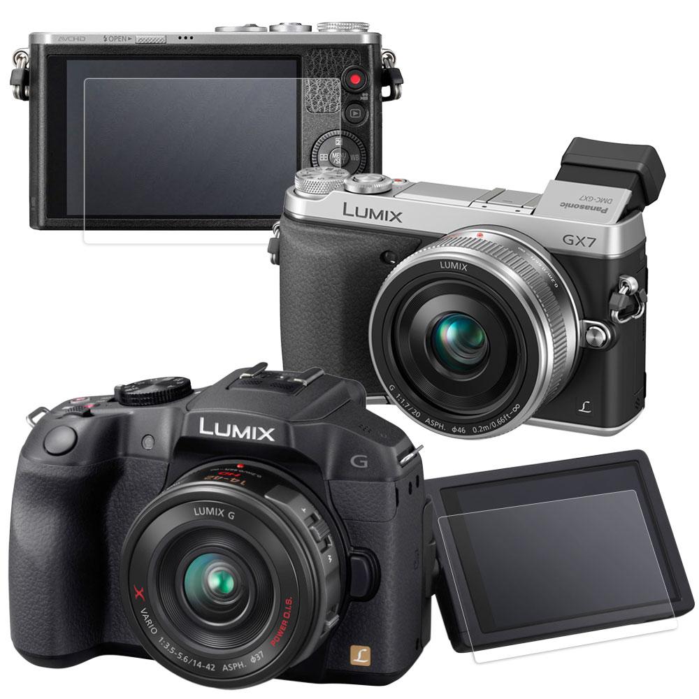Kamera for Panasonic G6,GM1,GX7 螢幕保護貼