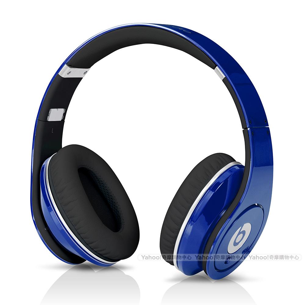 BEATS耳機 Studio 深藍色耳罩耳機 beats by dr.dre台灣代理公司貨