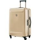 VICTORINOX 瑞士維氏Etherius 輕量可擴充26吋硬殼行李箱-金色