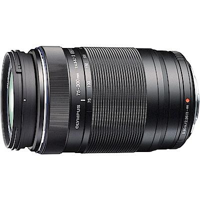 OLYMPUS ED 75-300mm F4.8-6.7 II 鏡頭 公司貨