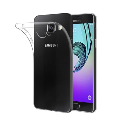 GOOSPERY SAMSUNG A7(2017)CLEAR JELLY布丁套