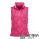 【ATUNAS 歐都納】女款Supermix熱點羽絨保暖背心A-V1702W桃紅 product thumbnail 1