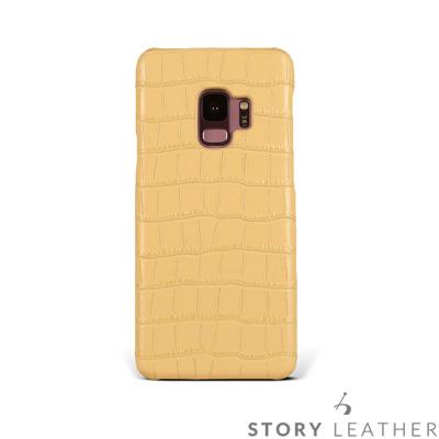 STORYLEATHER SAMSUNG S9 / S9+ 後背手機殼 客製化皮...