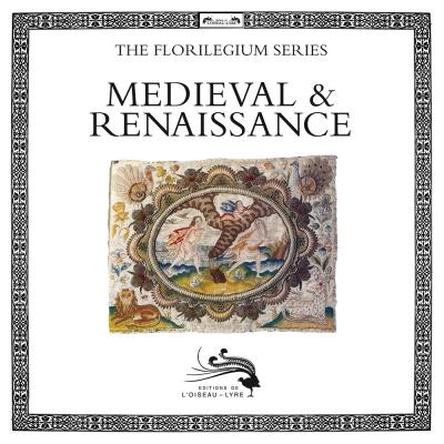天堂鳥/中世紀與文藝復興時期作品錄音(50CD)