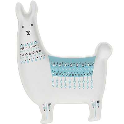 DANICA 飾品收納盤(羊駝)