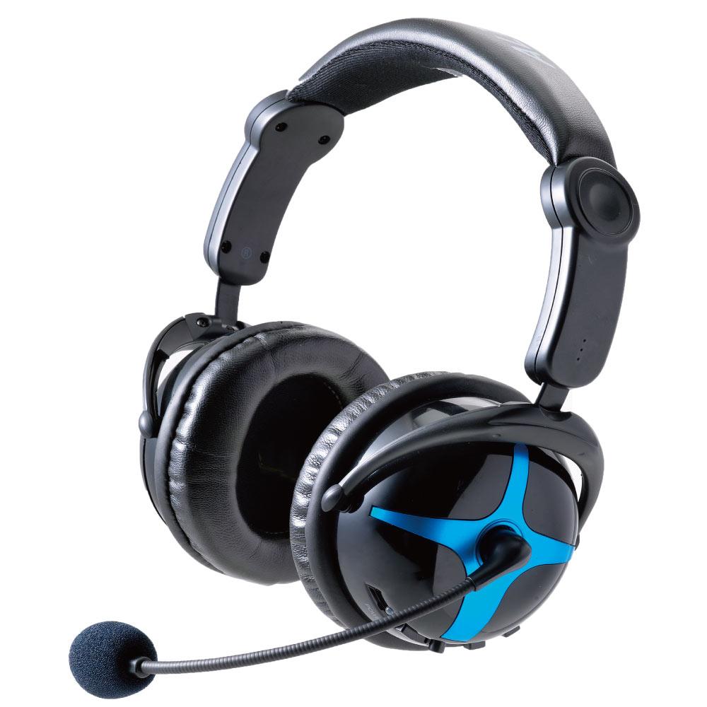 Alteam RFD-847W 2.4G無線耳罩式耳麥