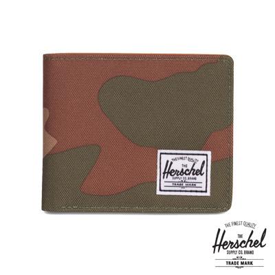 Herschel Hank 短夾-迷彩