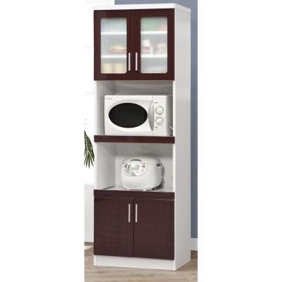 Cheerful鏡面高廚房收納櫃-E1等級