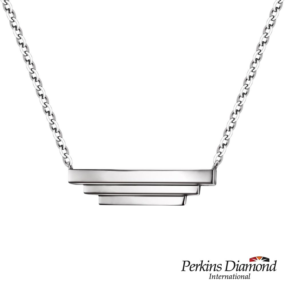 PERKINS 伯金仕 - Flora系列 Ladder 925純銀項鍊