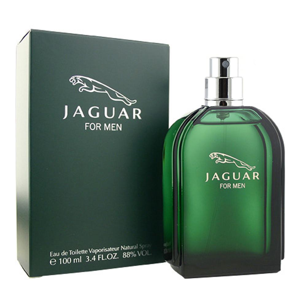 JAGUAR積架 尊爵綠色經典男性淡香水100ml Tester (有盒無蓋)