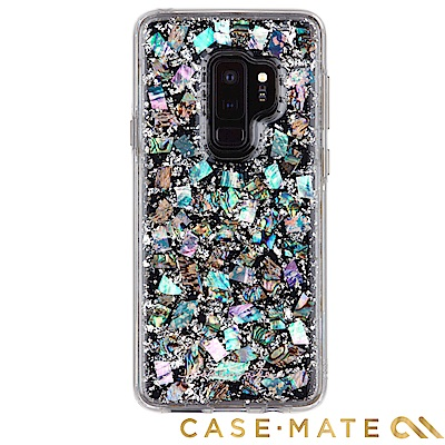 美國 Case-Mate Samsung S9 Plus Karat - 貝殼銀...