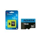 威剛 Premier microSDHC UHS-I U1 16G記憶卡(附轉卡)(藍卡)
