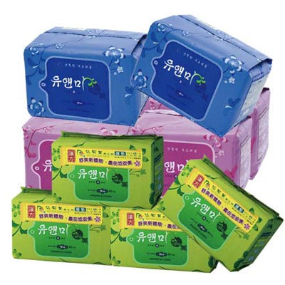 悠安美漢方衛生棉-綜合組(日用x4、夜用x2、護墊x4)