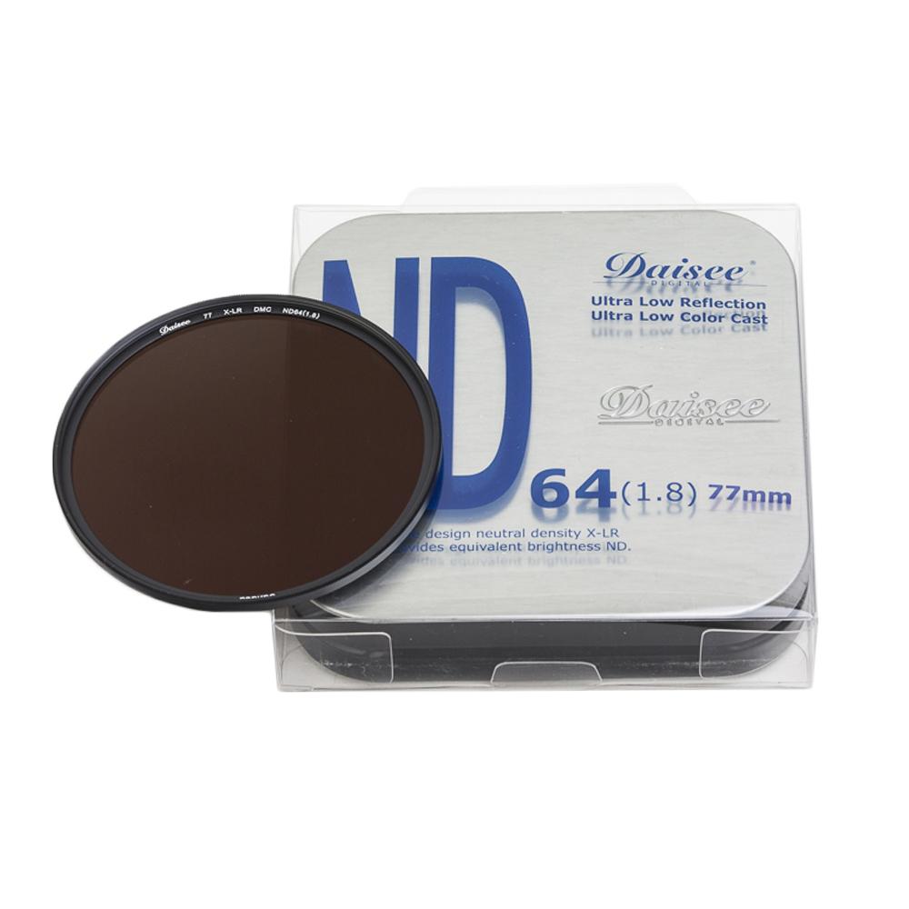 Daisee X-LR DMC 77mm ND64減光鏡