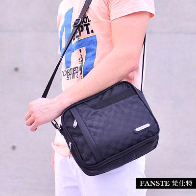 Fanste_梵仕特 側背包-炫亮格調多功能-9108