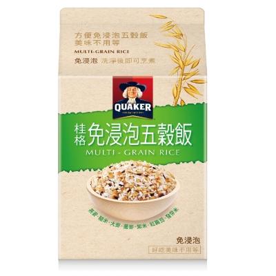 桂格 免浸泡五穀飯(1800g)