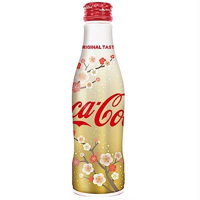 可口可樂-金色櫻花版(250ml)
