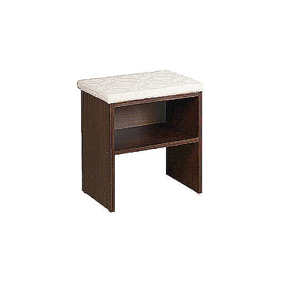 AS-賈斯丁胡桃書桌椅-41x27x47.5cm