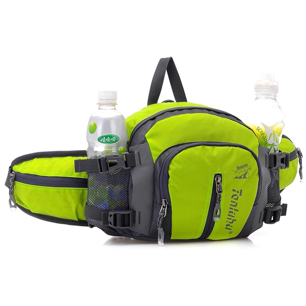 三用水壺腰包/背包/側背FK0322 GN綠