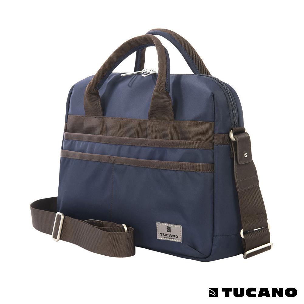 TUCANO Shine 多功能手提肩背二用電腦包13吋適用