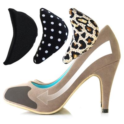 足的美形 柔軟海綿鞋頭塞(4雙)