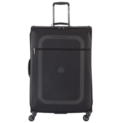 DELSEY法國大使 DAUPHINE 2-28吋行李箱-黑色