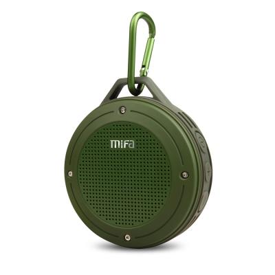 MiFa F10無線隨身藍芽MP3喇叭-叢林綠